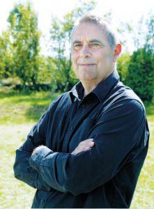 Dominique Guerrée, président de Railcoop. © L. Madebos